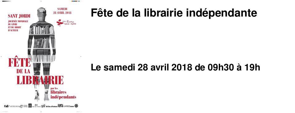 Evènements et actualité des librairies indépendantes